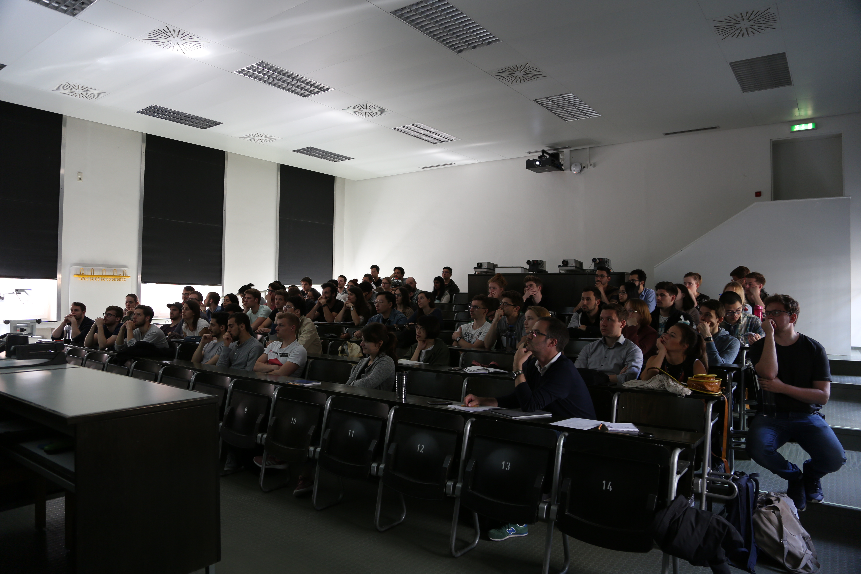 Interdisziplinäres BIM-Modul im SS 2018 gestartet