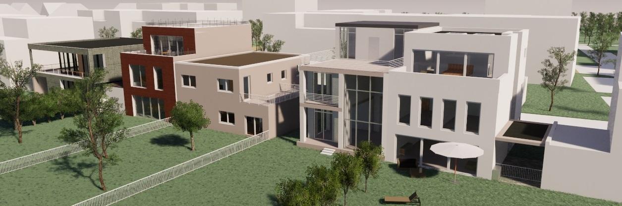 Gebäudeentwürfe an die TGA-Planung übergeben