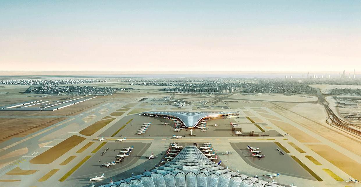BIM-WERKBERICHTE II: Kuwait International Airport, KIT 21.01.19, 17:30-19:00 Uhr, HS 9